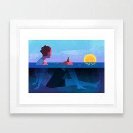 Parenthood Framed Art Print
