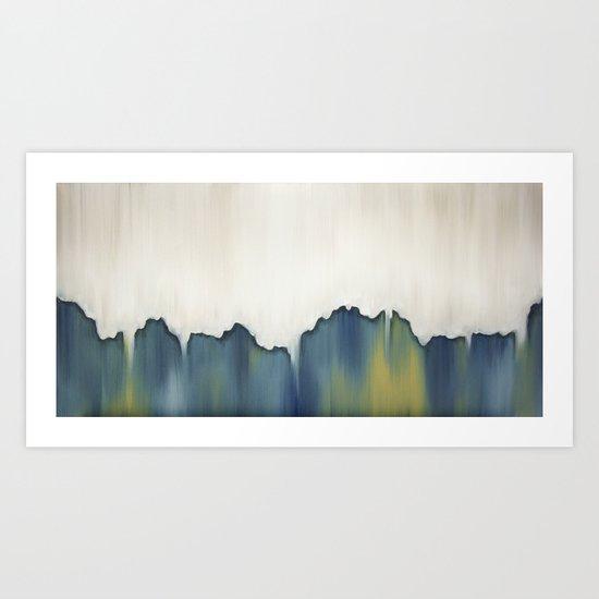 Reveal - 2 Art Print