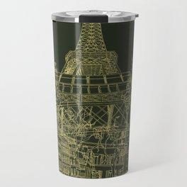 Paris! Olive Travel Mug