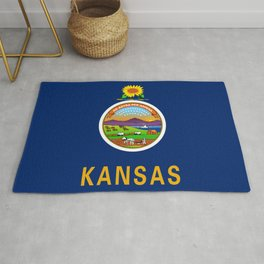 Wichita Flag Rugs For Any Room Or Decor Style Society6
