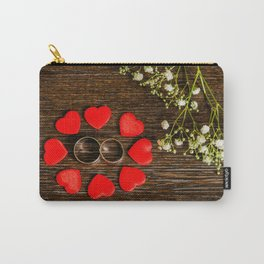 Entwined. Carry-All Pouch