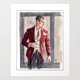 Matthew Gregory Art Print