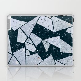 Lunar Splatter Laptop & iPad Skin