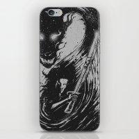 sword iPhone & iPod Skins featuring dragon sword by barmalisiRTB