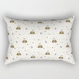 Animals in forest Rectangular Pillow