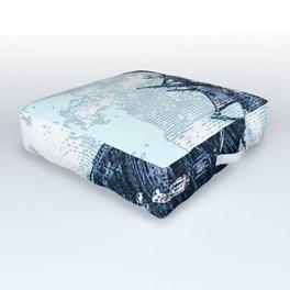 SAILBOAT Outdoor Floor Cushion