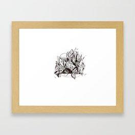 Idiophone Framed Art Print