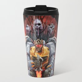 A King Undisputed Travel Mug