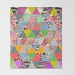 Lost in ▲ Throw Blanket