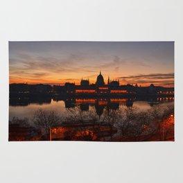 Parliament Sunrise Rug
