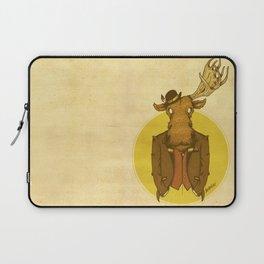 {Bosque Animal} Alce Laptop Sleeve
