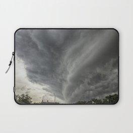Cloud Wall Turning Laptop Sleeve