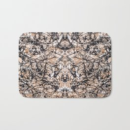Reflecting Pollock Bath Mat