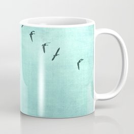 GEESE FLYING Coffee Mug
