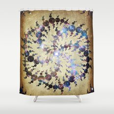 The 409 Circles Shower Curtain