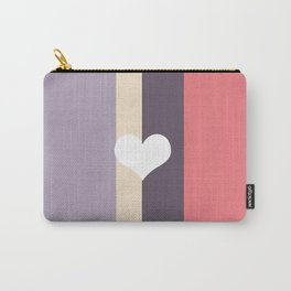 Girly Pastel Carry-All Pouch