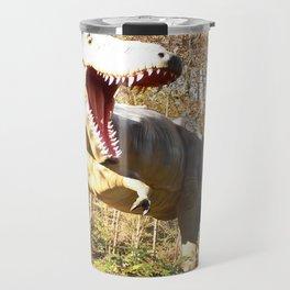 Dino's Dinner Time! Travel Mug