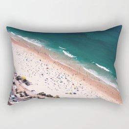 Day of Beach Rectangular Pillow