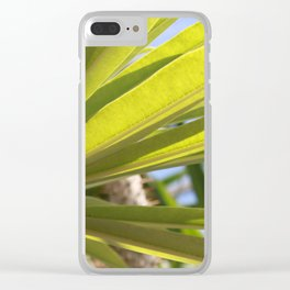 Light Coming Through Clear iPhone Case