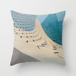 SOUMAYA Throw Pillow