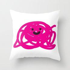 Garabato 2 Throw Pillow