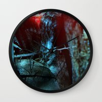 yosemite Wall Clocks featuring Yosemite by Webe Love