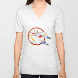 Seekers Conquest Unisex V-Neck