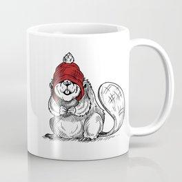 Canada 150 –Tuque Beaver Coffee Mug