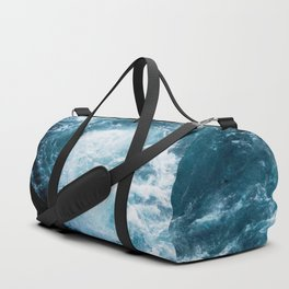 Crashing Ocean Duffle Bag