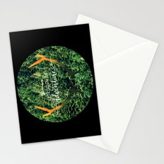 Let's Go On An Adventure Stationery Cards