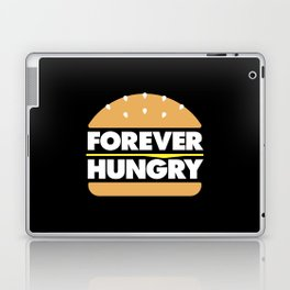 Forever hungry Laptop & iPad Skin