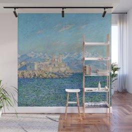 Claude Monet Antibes Afternoon Effect Wall Mural
