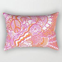 hidden messages Rectangular Pillow