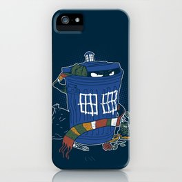 Doctor The Grouch iPhone Case