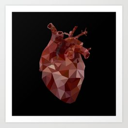 Cardiac Art Print