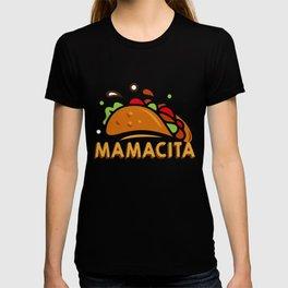 Mamacita Cute Mom Gift T-shirt