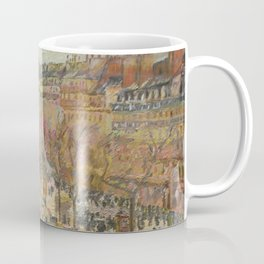 Paris, Boulevard Montmartre, a copy Coffee Mug