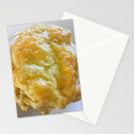 Cheese Scone Stationery Cards