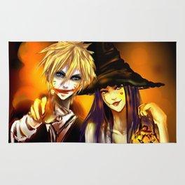Happy Halloween - gaara Rug