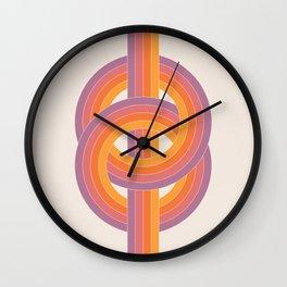 Boca Links Wall Clock