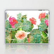 scratched cactus Laptop & iPad Skin