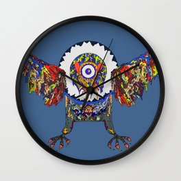 Eagle Eye Wall Clock