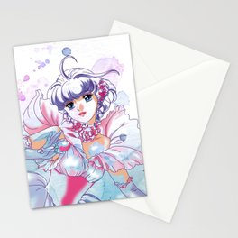 Magical Angel Creamy Mami Watercolor Stationery Cards