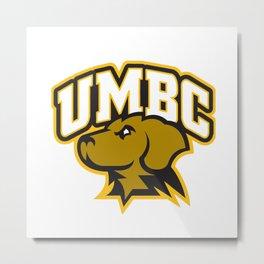 UMBC softball Metal Print