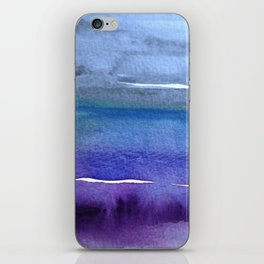 Ocean Storm iPhone Skin