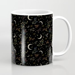 Crescent Moon Garden Coffee Mug