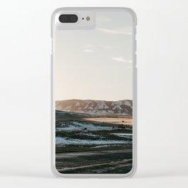 Centennial, WY Clear iPhone Case