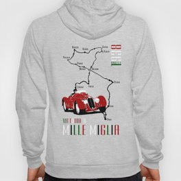 Mille Miglia 1938 Hoody