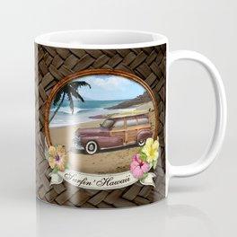 Surfin' Hawaii Coffee Mug