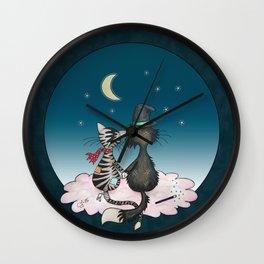 Abracadabra! Wall Clock
